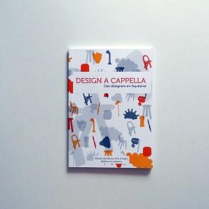 DESIGN A CAPPELLA couv