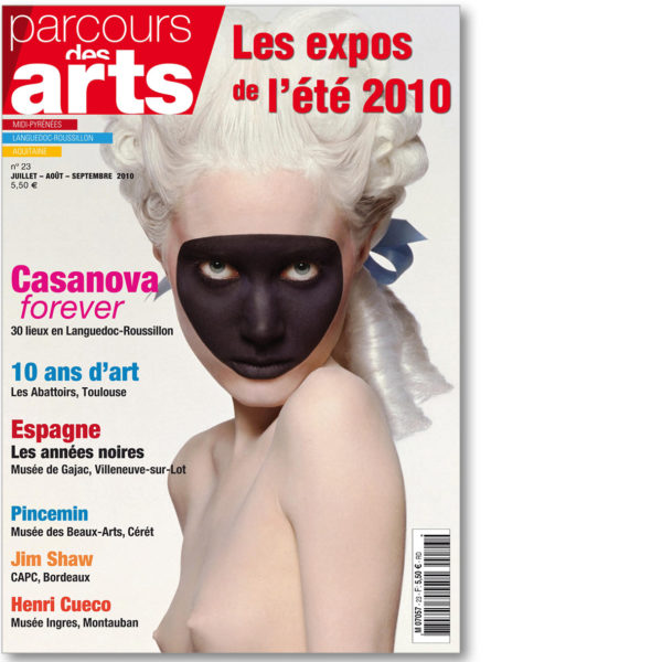 Couverture PDA 23